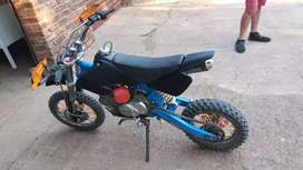 125cc pitbike to sell ..everything are redone