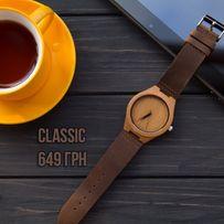 Уникальные деревянные наручные часы WoodenWatch
