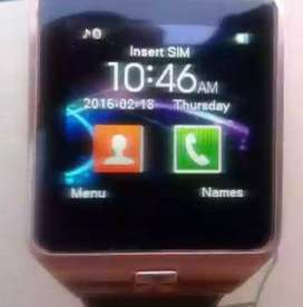 Brand New Smartphone Wrist Watch- SIM CARD,Bluetooth, Camera,Sleep Mon