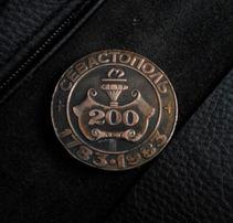 Медаль 200 лет Севастополю 1783-1983