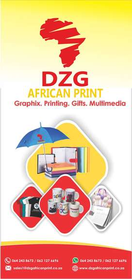 Printing and Graphic Designing