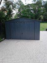 Blaszak Garaż blaszany Garaże na budowę 3x5 Blaszaki RÓŻNE WYMIARY !!!