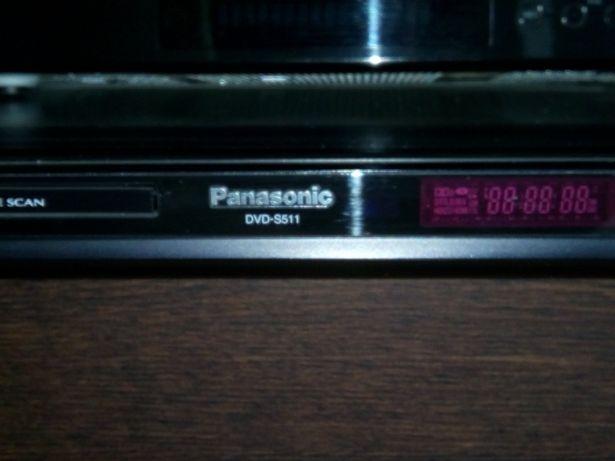 DVD Panasonic S-511 Kraków - image 1