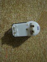 Портативна електрична машинка для видалення ворса (окатишів) з тканини