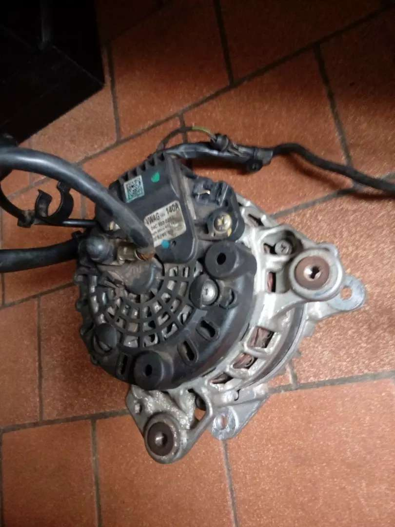 Polo 6 Tsi Alternator! 0