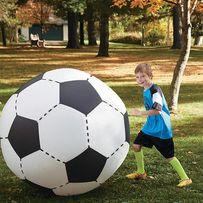 Надувной Огромный Футбольный Мяч 120 см