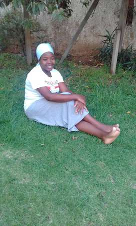ZIMBABWEAN nanny/maid/cleaner/care-giver needs domestic work
