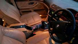 BMW 540I Multitronic