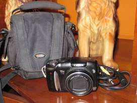 Cannon camera with memorie card