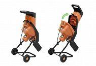 Измельчитель веток садовый электрический Carver SH 2400E