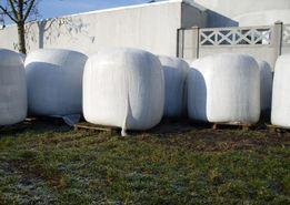 wysłodki w balotach zakiszane baloty wytłoki