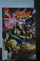 Komiks Street Fighter 5/2004