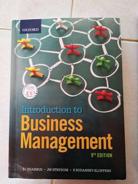 Oxford business management 9th edition
