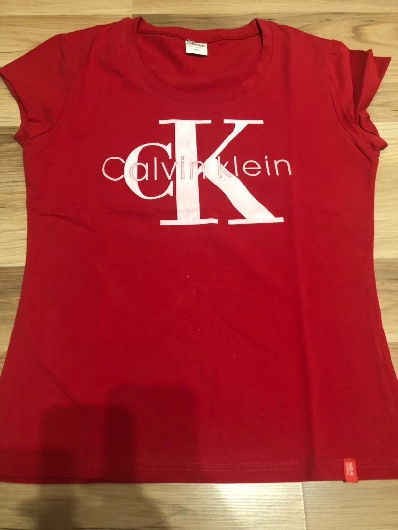 Tričko Calvin Klein 0