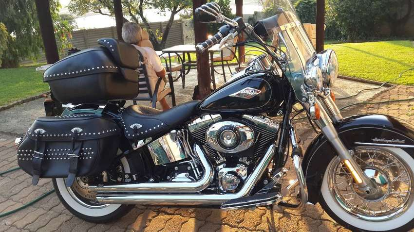 2013 Heritage Softail Classic 0