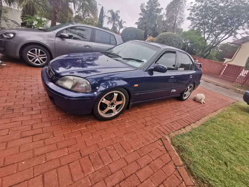 Honda civic EK SIR b20b vtec 0