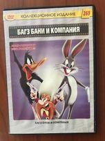Багз Бани и компания DVD-диск .