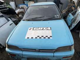 TOYOTA TAZZ-STRIPPING FOR SPARES
