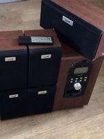 Акустическая система Genius SW-HF 5.1 6000 wood