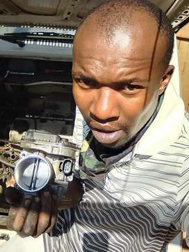 General worker, unqualified motor mechanic but practically experience7