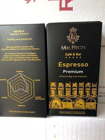 Кофе молотый Mr.Rich