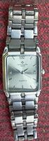 часы мужские кварцевые,копия Филип Патек,с браслетом