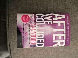 After we collided - Anna Todd