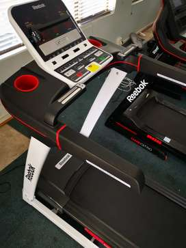 Reebok Jet100 treadmill like new!