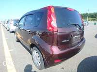 Nissan note red wine 0