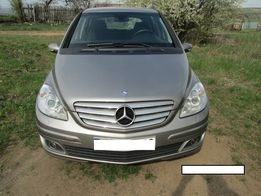 Авто из Франции Mercedes B 180