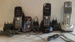 Телефон Panasonic KX-TCD305UA безроводной 3 шт.