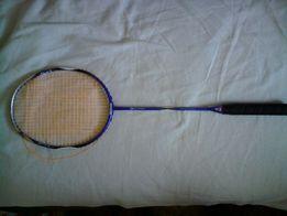 """Rakieta do badmintona Wilson K pro"""" Okazja, pęknięta"""