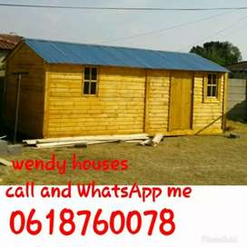 Alfred Wendy's nd Log Cabin