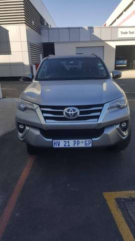 Toyota Fortuner 2.8GD6 4X4 Auto Silver