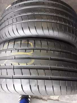 2×245/40/17 GOODYEAR tyres for sale it's available now