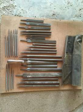 Variety of Steel Files now only R400