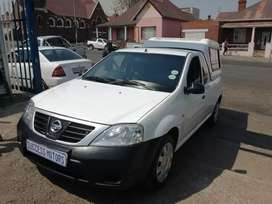 2012 Nissan NP 200 With Canopy
