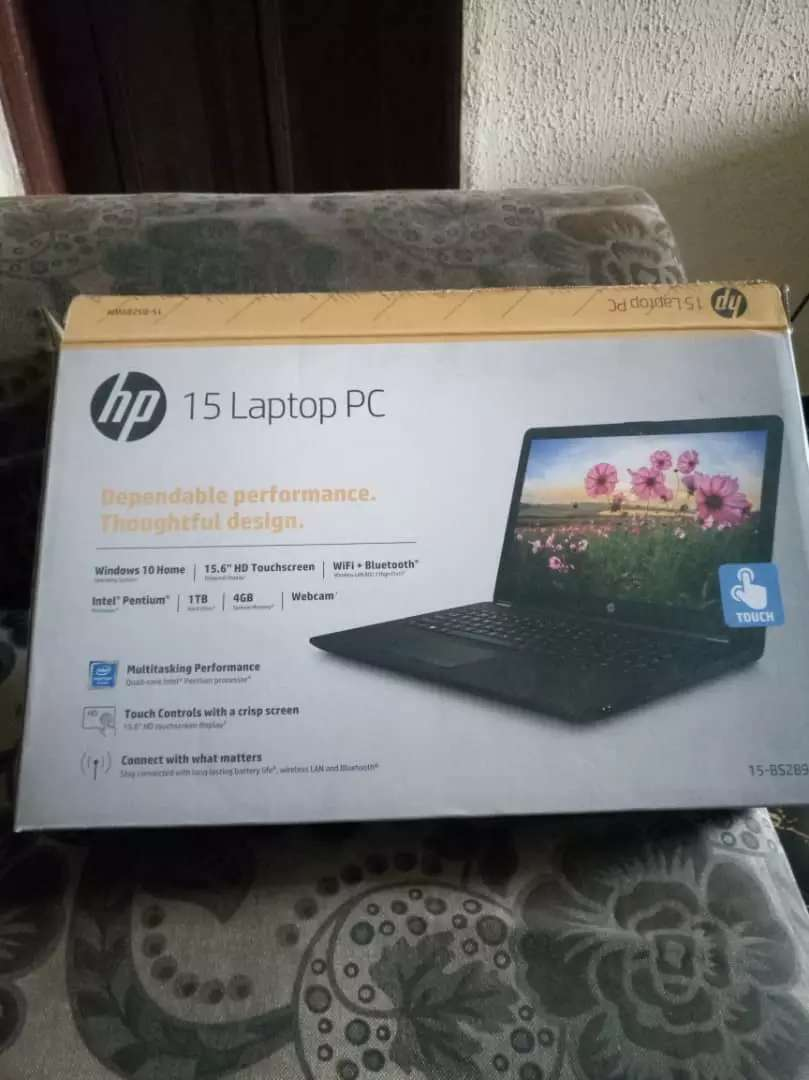 Hp 15 (8th generation) NEW 0