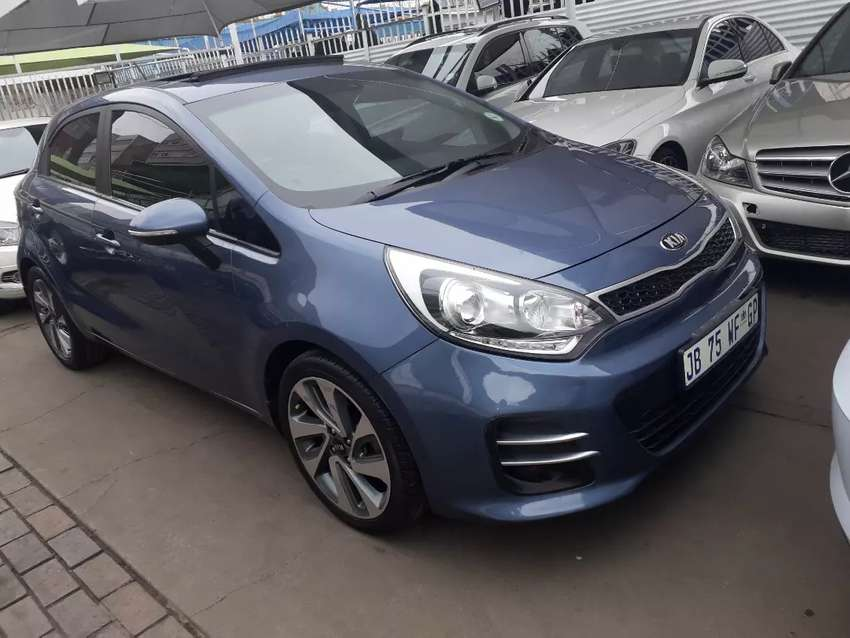 2016 kia Rio teck  sunroof on sale 0