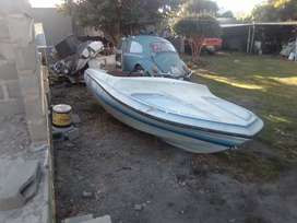 Selling speed boat no motor no trailer