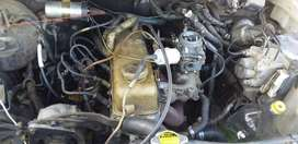 Im selling Nissan1400 engine with gearbox