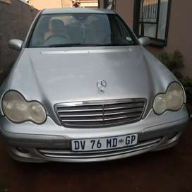 Am selling my C 180 good  condition  both