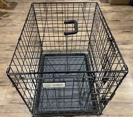 Pet wire crate