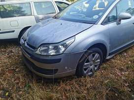 CITROEN C4 2004to2009 STRIPPING FOR PARTS
