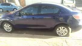 MAZDA 3 IN EXCELLENT CONDITION WITH SPARE KEYS