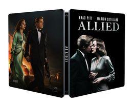 Sprzymierzeni Allied Blu-ray Steelbook (2016)
