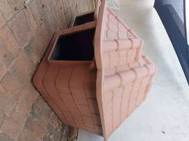 Tuscan Style Dog Kennel