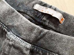 spodnie szare marmurkowe M 38