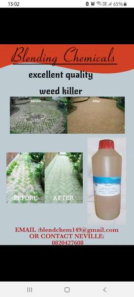 Weedkiller Concentrated