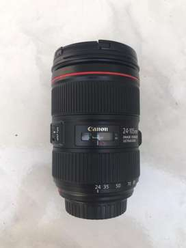 Canon 24-105mm f/4 IS II USM Lens